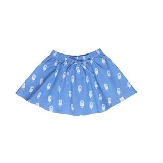 Icecream flare skirt