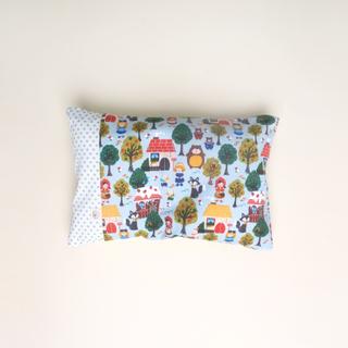 Anti-flat head pillow Little Bear Friends
