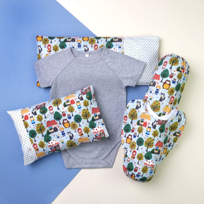 Little Bear Friends Gift Set