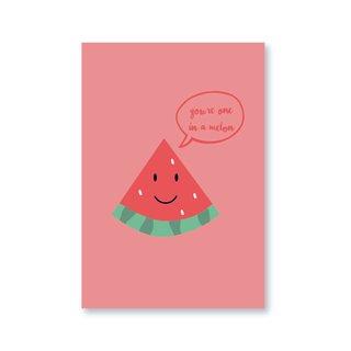 Watermelon Gift Card