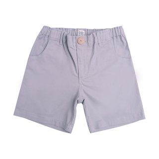 Boy's Bermuda Shorts - Mauve Beige