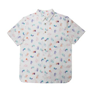 Daddy's Hexa Shirt - White Victory Yay