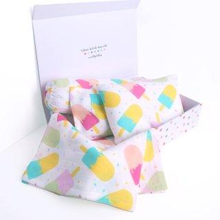 Popsicle Baby Gift Set