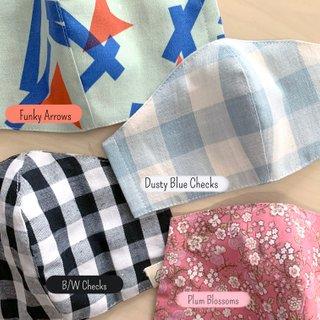 June PREORDER Cotton Fabric Masks