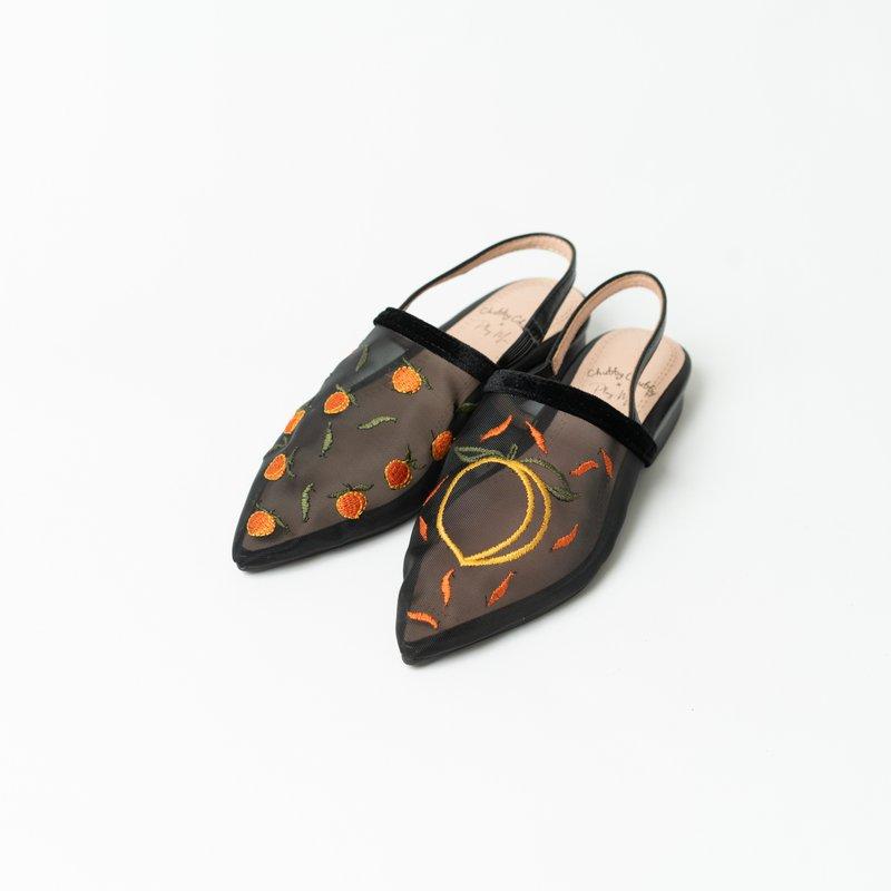 Playmei collaboration- Longevity Peach Mules
