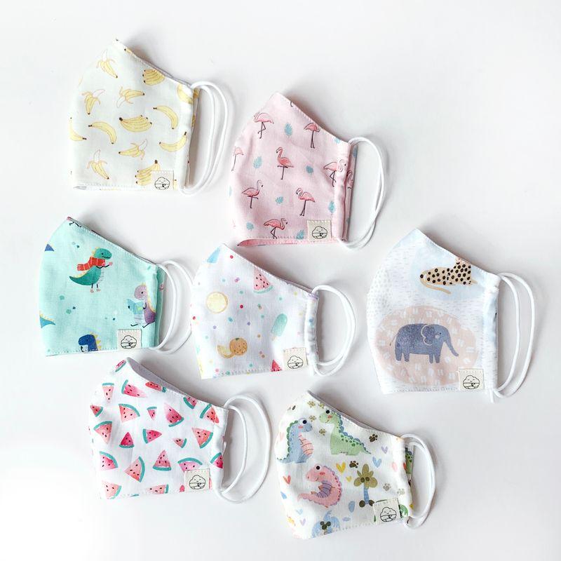 Cute Edition PREORDER Cotton Fabric Masks