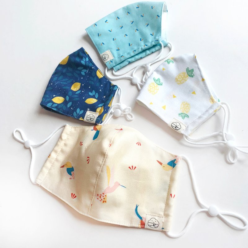 Fabric Masks Bundle of 3