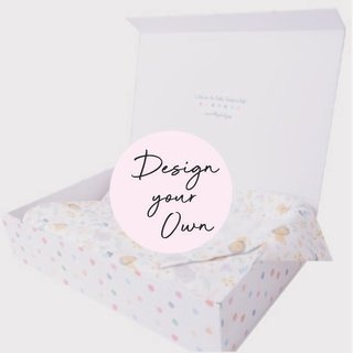 Minky Baby Blanket- Design Your Own