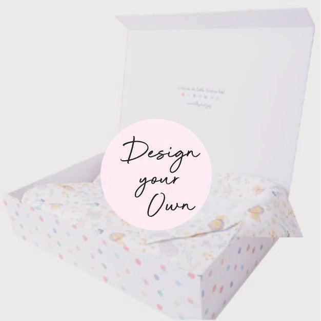 Minky Baby Blanket- Design Your Own