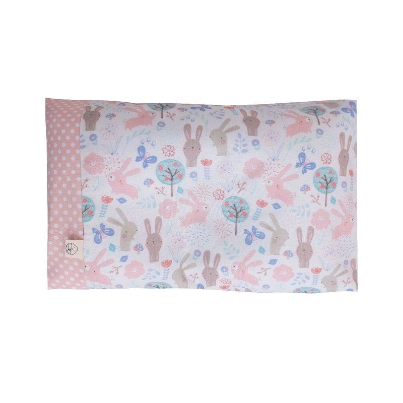 Anti-flat head pillow - Sweetheart Bunnies
