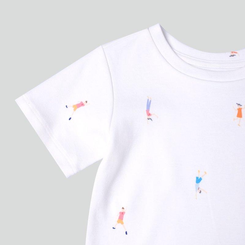 Organic Cotton Let's Dance T-Shirt