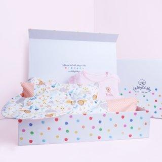 Pink Sweet Safari Gift Set