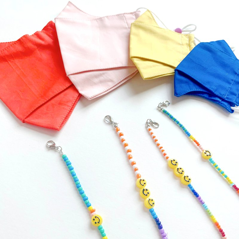 Happy Series Mask Chains