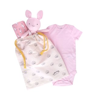 Oh Sweet Bunnies Gift - Pink