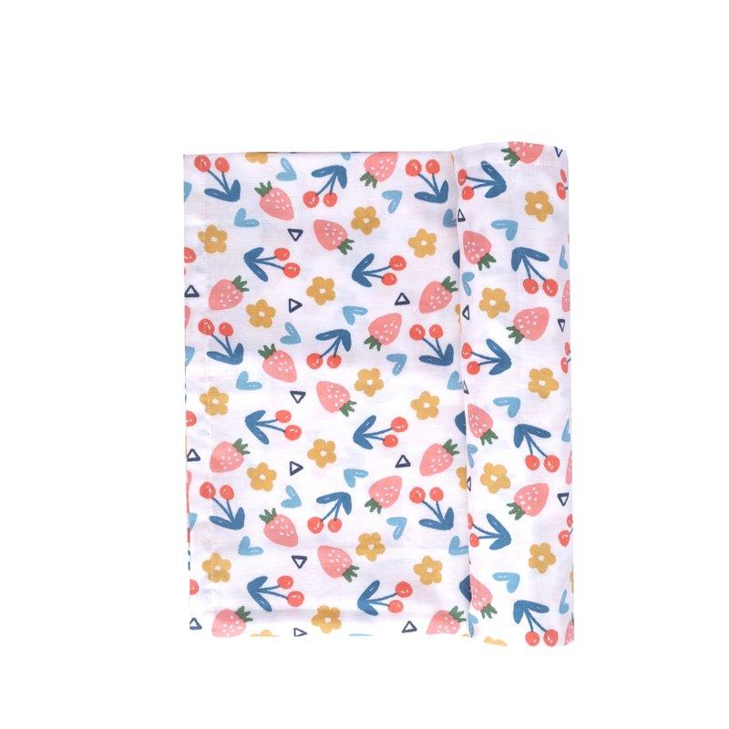Swaddle Baby Blanket- Fruits Paradise