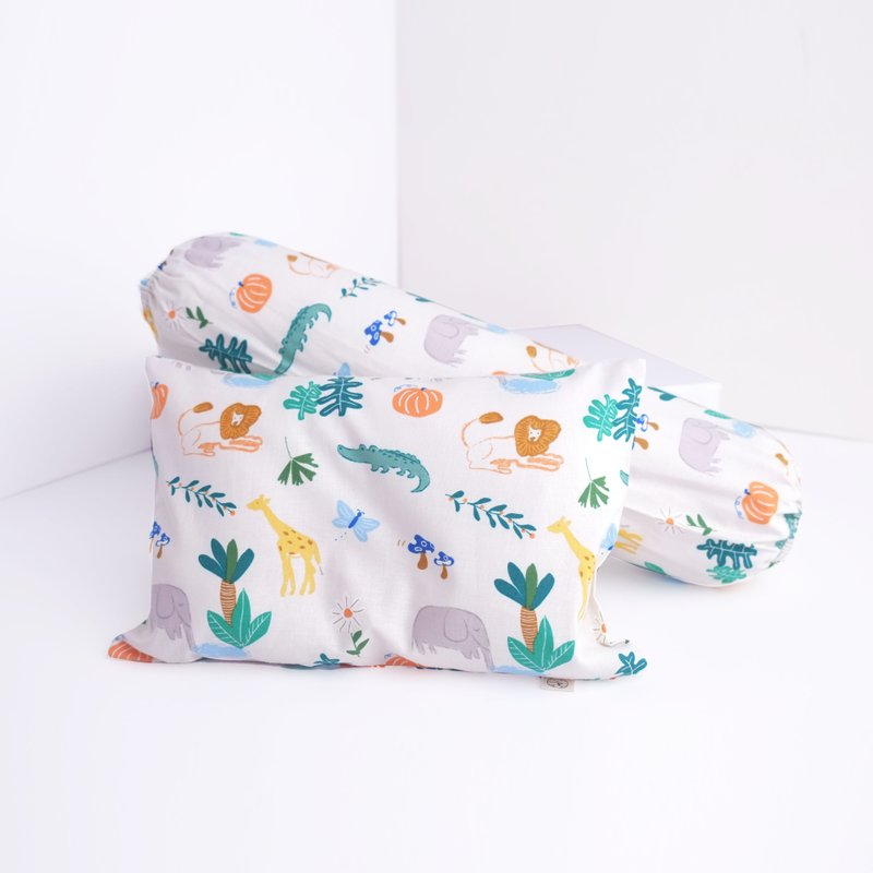 Two is better than one bundle- Pillow & Bolster Oh Wild One